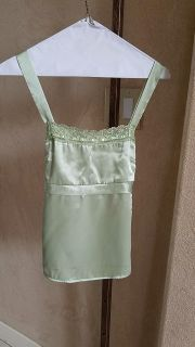 Old Navy satin top Size small
