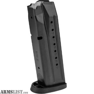 For Sale: S&W M&P 9MM 17rd Magazines in Stock and Ready to Ship! State Laws Apply!