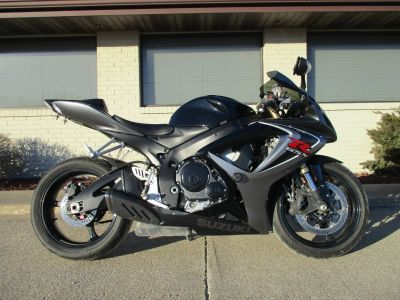 2006 Suzuki GSX-R600 Supersport Motorcycles Winterset, IA