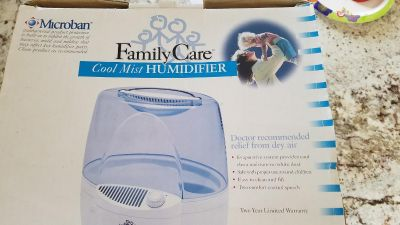 Family Care cool mist humidifier