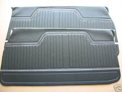 Purchase 70 71 72 Chevelle El Camino Unassembled Door Panels motorcycle in Placentia, California, United States