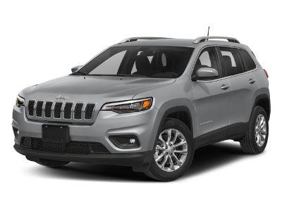 2019 Jeep Cherokee Latitude Plus FWD (Velvet Red Pearlcoat)