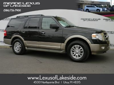 2013 Ford Expedition Eddie Bauer (Blue Jeans Metallic)