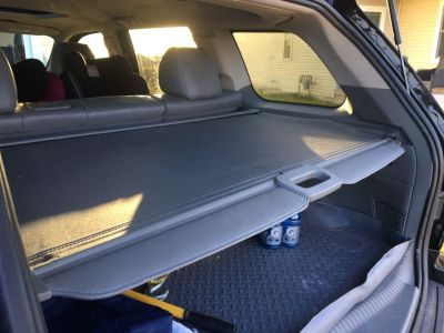 Cargo Cover for 2007 Jeep Grand Cherokee