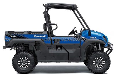 2019 Kawasaki Mule PRO-FXR Side x Side Utility Vehicles Wichita Falls, TX