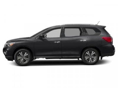 2019 Nissan Pathfinder SV (Magnetic Black Pearl)