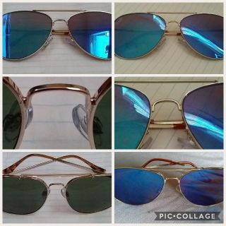 Tinted Colored Aviators
