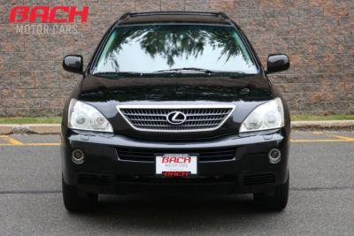 2007 Lexus RX 400h Base (Black Onyx)