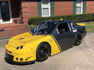 SCCA SPU/KY Street Legal Sports Car