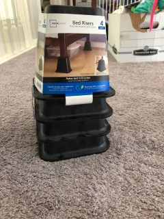 4 bed risers