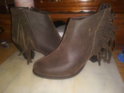 Size 10 booties