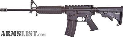 """For Sale: Del-Ton Sport Lite 5.56 NATO/.223 Rem 16"""" Delton Semi-Auto AR-15 Rifle"""