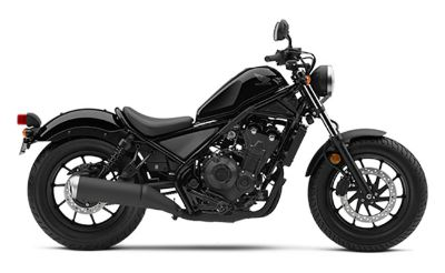 2018 Honda Rebel 500 Cruiser Motorcycles Lakeport, CA