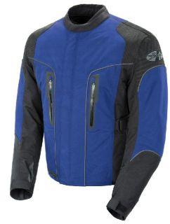 Purchase New Joe Rocket Blue Alter Ego 3.0 Jacket Medium M motorcycle in Ashton, Illinois, US, for US $233.99
