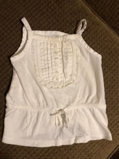 Girls 12-18 month tank top