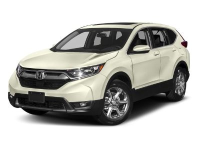 2017 Honda CR-V EX-L (Gunmetal Metallic)