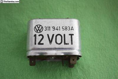 12 Volt Headlight Relay, Hi/Lo