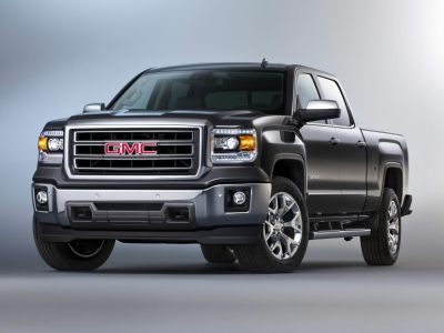 2014 GMC Sierra 1500 SLT (Red)