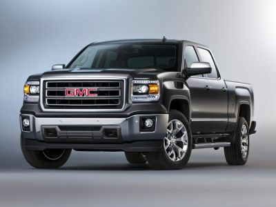 2015 GMC Sierra 1500 SLT (Sonoma Red Metallic)
