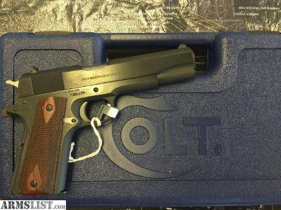 For Sale: Colt 70 series nib