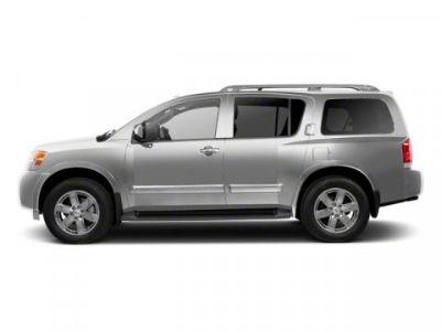 2011 Nissan Armada Titanium (Silver Lightning)
