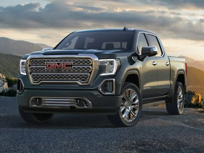 2019 GMC Sierra 1500 AT4 (Pacific Blue Metallic)