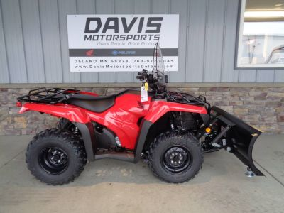2019 Honda FourTrax Rancher 4x4 ES ATV Utility Delano, MN