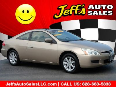 2004 Honda Accord EX (Beige)