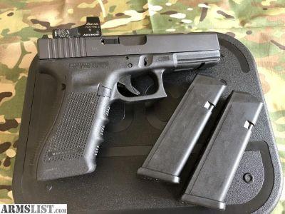 For Sale: Glock 17 MOS w/FastFire 3