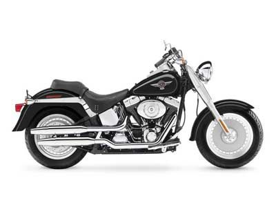 2006 Harley-Davidson Fat Boy Cruiser Motorcycles Fort Worth, TX