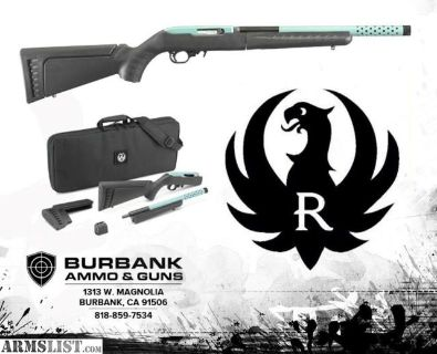 For Sale: RUGER 10/22 TAKEDOWN LITE