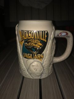 Jacksonville Jaguars Beer Mug