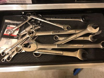 Craftsman Standard/Metric Wrenches