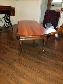 Ethan Allen Drop Leaf Coffee Table, REDUCED PRICE