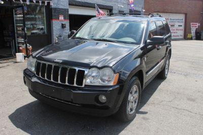 2005 Jeep Grand Cherokee Limited (Black)