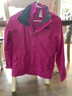 Girls North Face Storm Jacket