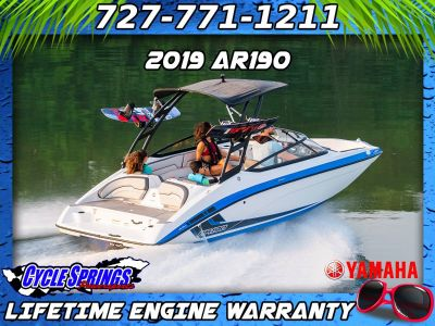 2019 Yamaha AR190 Jet Boats Clearwater, FL