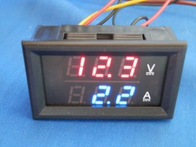 Purchase Amp - Volt Meter Digital Display HHO DRY Cell Hydrogen Generator Kit for PWM motorcycle in Port Charlotte, Florida, United States, for US $20.95