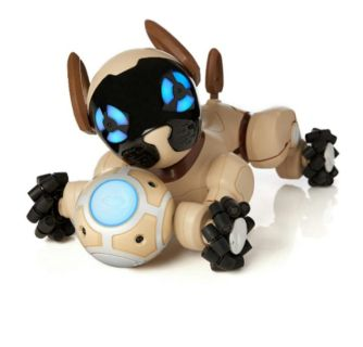 WowWee Chocolate CHiP Robot Toy Dog