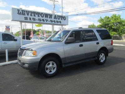 2004 Ford Expedition XLS (Silver Birch Metallic)