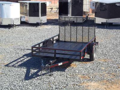 2018 utility trailers 6 x 12 tu