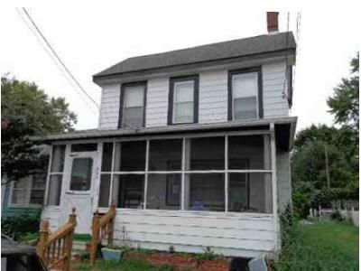 2 Bed 1.5 Bath Foreclosure Property in Chestertown, MD 21620 - Cannon St