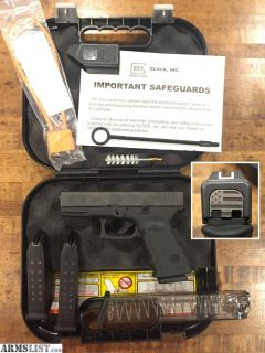 For Sale: Glock 19 Gen 3 with extras
