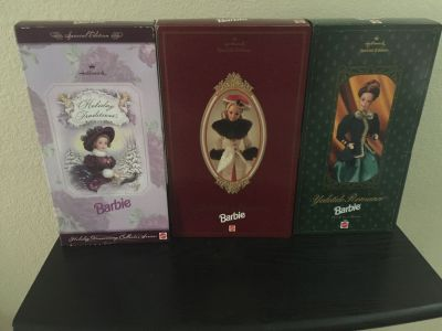 Hallmark Barbie Dolls