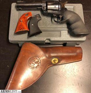 """For Sale: Ruger Blackhawk 357 4.6"""""""