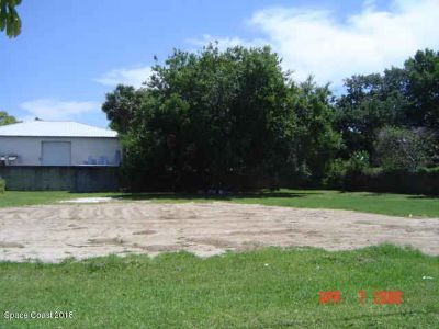 148 SW Irwin Avenue Melbourne, Light industrial cleared lot