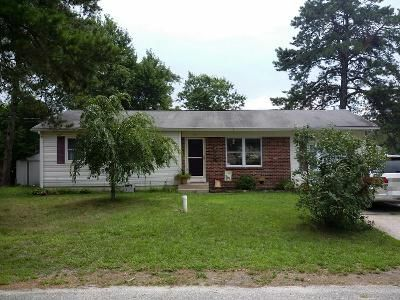 3 Bed 1 Bath Preforeclosure Property in Browns Mills, NJ 08015 - Shoshoni Trl
