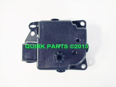Purchase 2004-2011 Nissan Titan A/C Heater Actuator Motor Genuine OEM NEW 27743-ZP00A motorcycle in Braintree, Massachusetts, US, for US $31.62