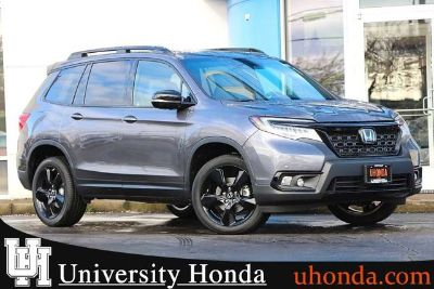 2019 Honda Passport Elite (Modern Steel Metallic)