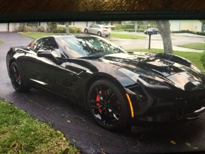 2016 Corvette Z51 2LT A8, Mag Ride, PDR, X-Pipe, WARRANTY 12k miles